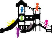 Playground clipart indoor playground #12