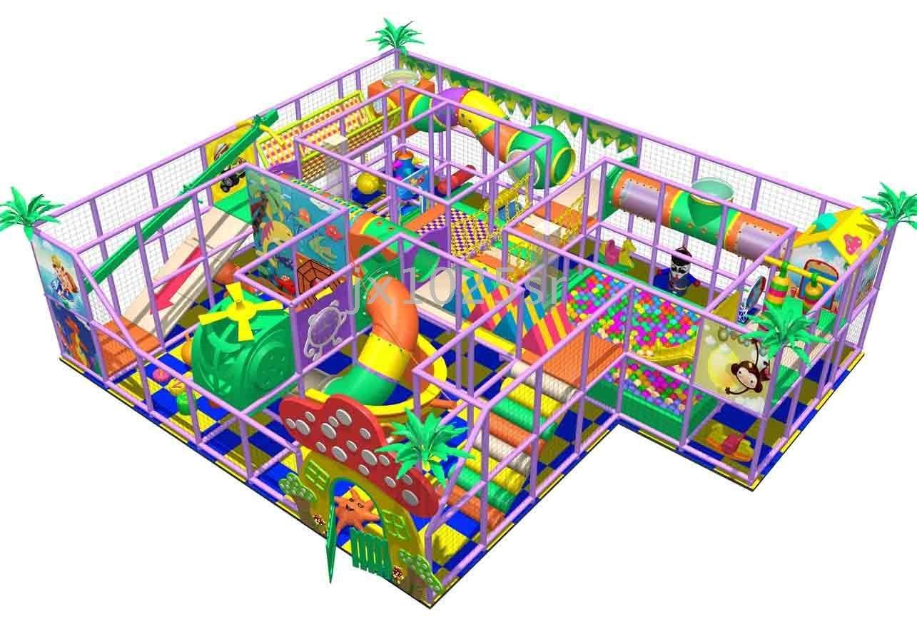 Playground clipart indoor playground #8