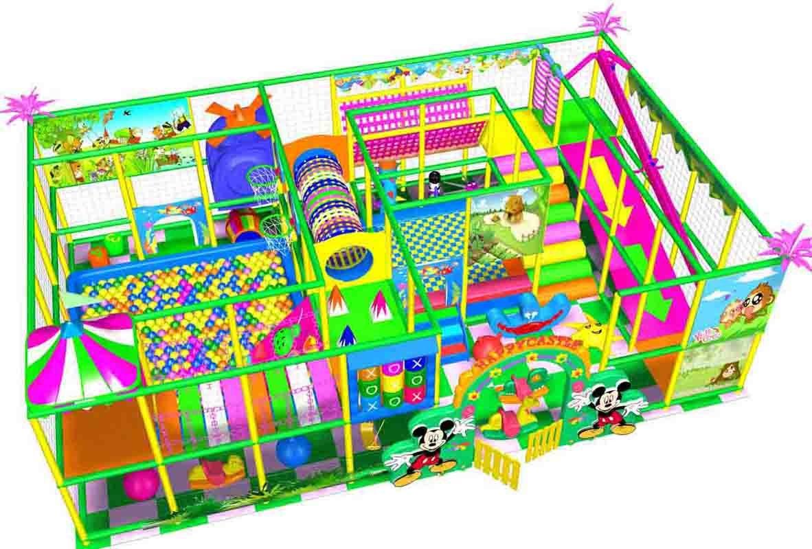 Playground clipart indoor playground #7