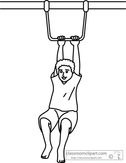 Playground clipart outline #10