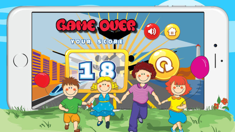 Playground clipart pre k  Math Games Kids K