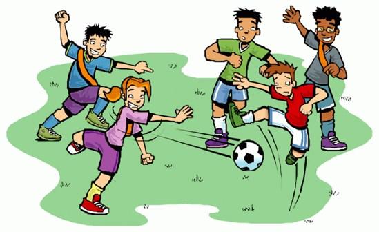 Football clipart kid football Football Free Player Panda Playing