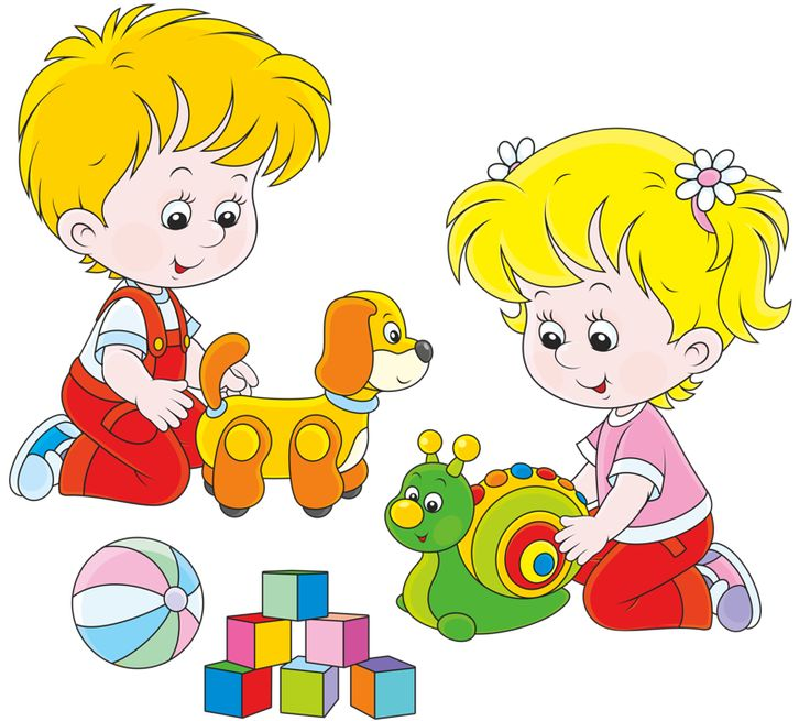 Toy clipart cartoon #3