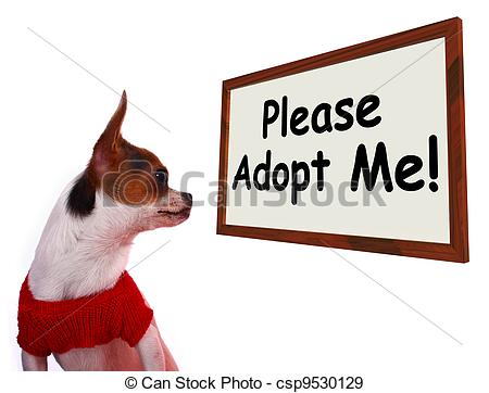 Please clipart help me Illustration  Sign Canine csp9530129