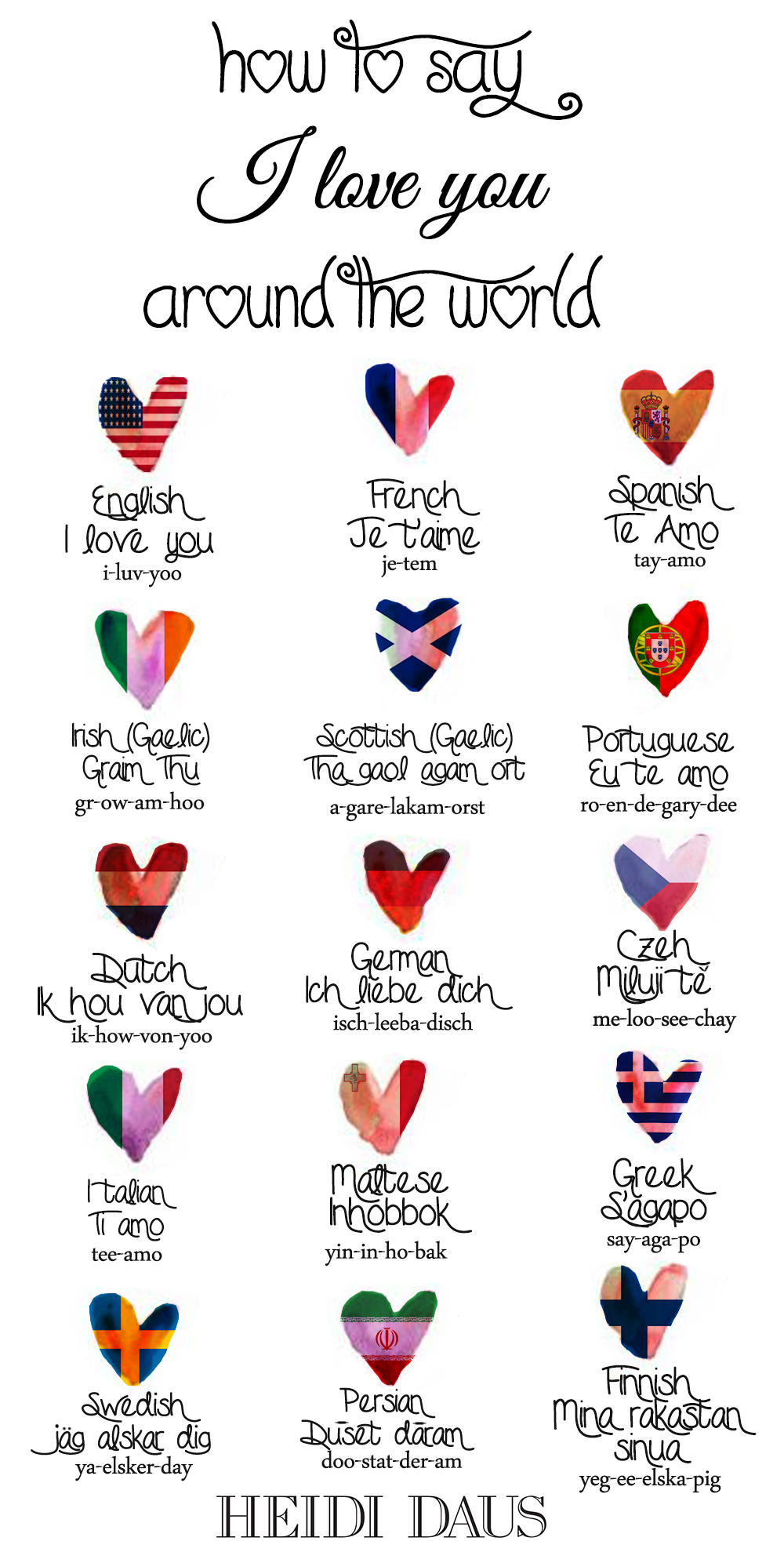 Please clipart i love you Any in in say how