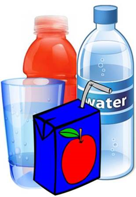 Please clipart may i drink water First  your sure as