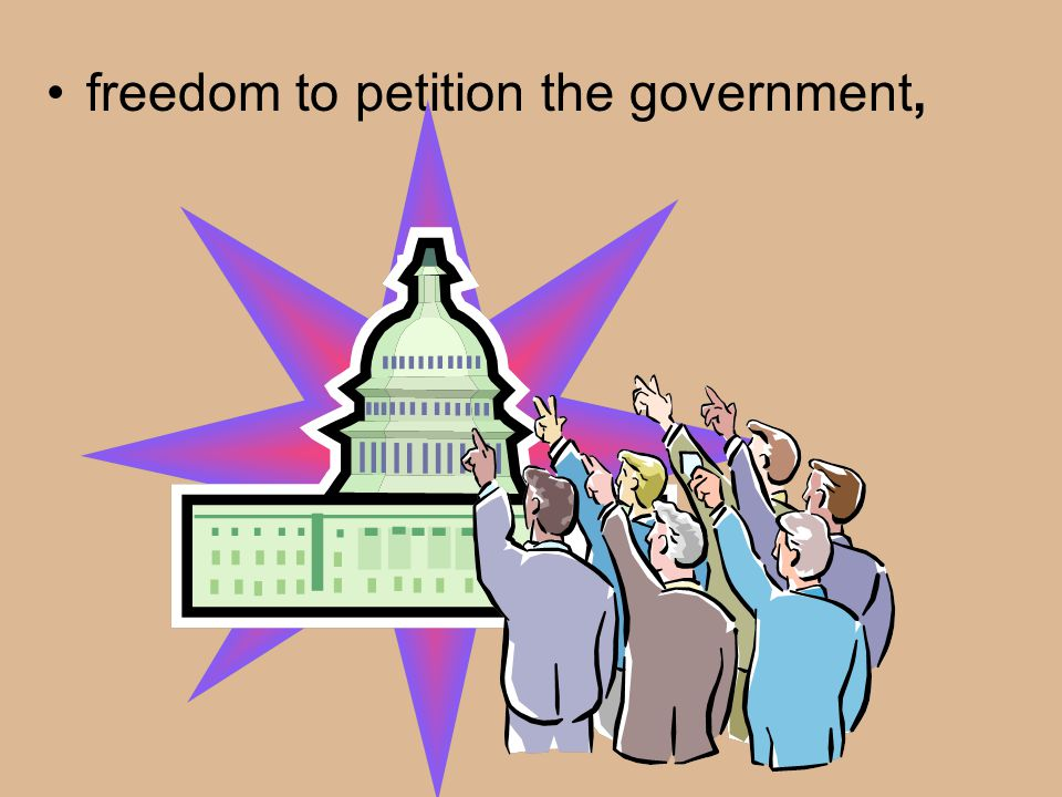 Please clipart petition Clip Free Petition http Presentation