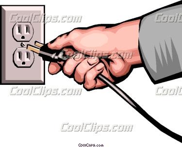 Plugged clipart : plug plug clipart Ukrobstep