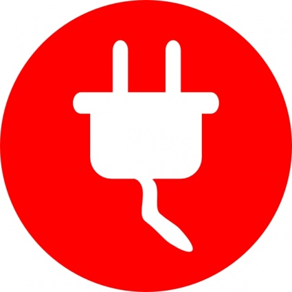Plugged clipart electrical safety  Electricity Electricity Download Shawano