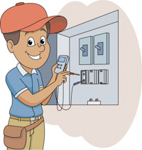 Plugged clipart electrical safety For electrical Results Size: electic