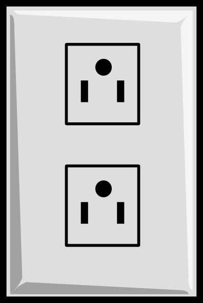 Plugged clipart outlet Download as: this  online