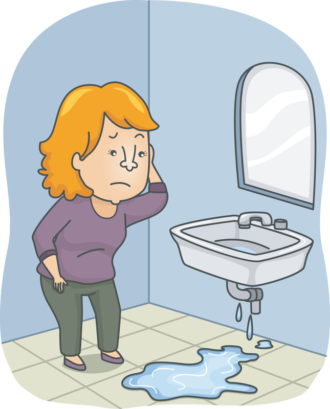 Fawcet clipart leaky & Piping Services sink Tag: