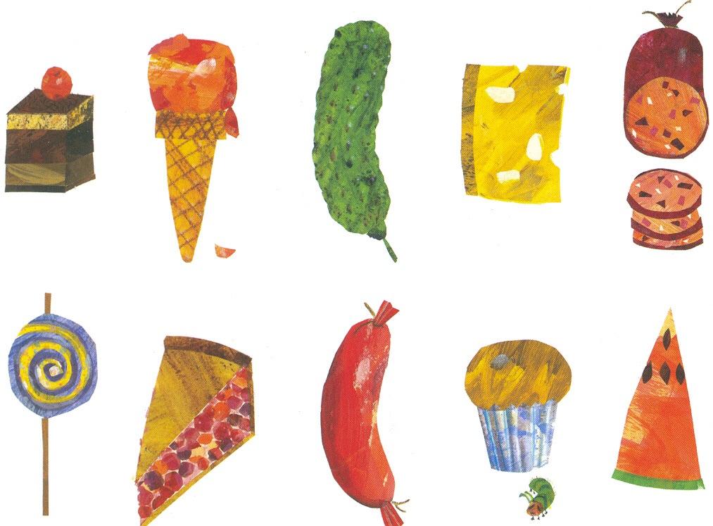Plum clipart hungry caterpillar Caterpillar Hungry Carl Very Eric