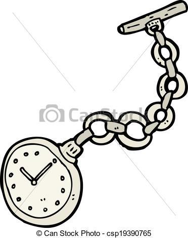 Pocket Watch clipart cartoon Art watch pocket of watch
