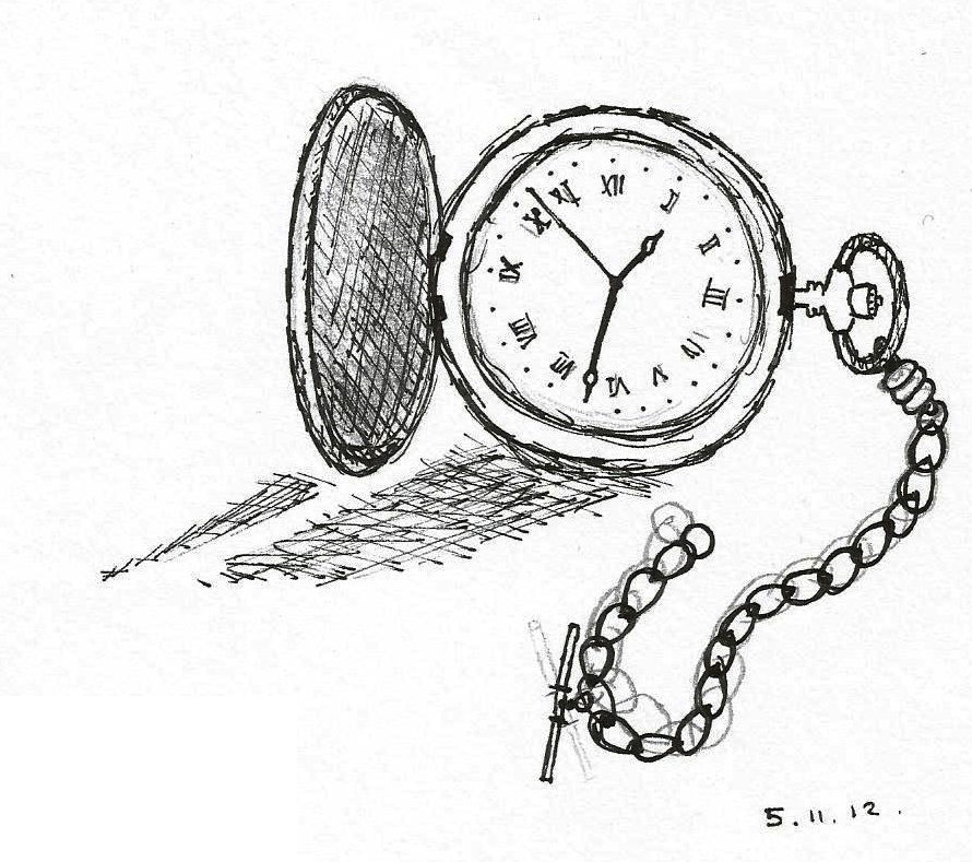 Pocket Watch clipart chain drawing You to watches images pocket