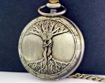 Pocket Watch clipart ornamental Vintage Pocketwatch pocket Day Celtic