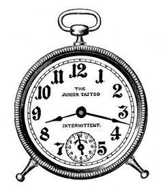 Pocket Watch clipart pocket clock Art clip  Watches hora