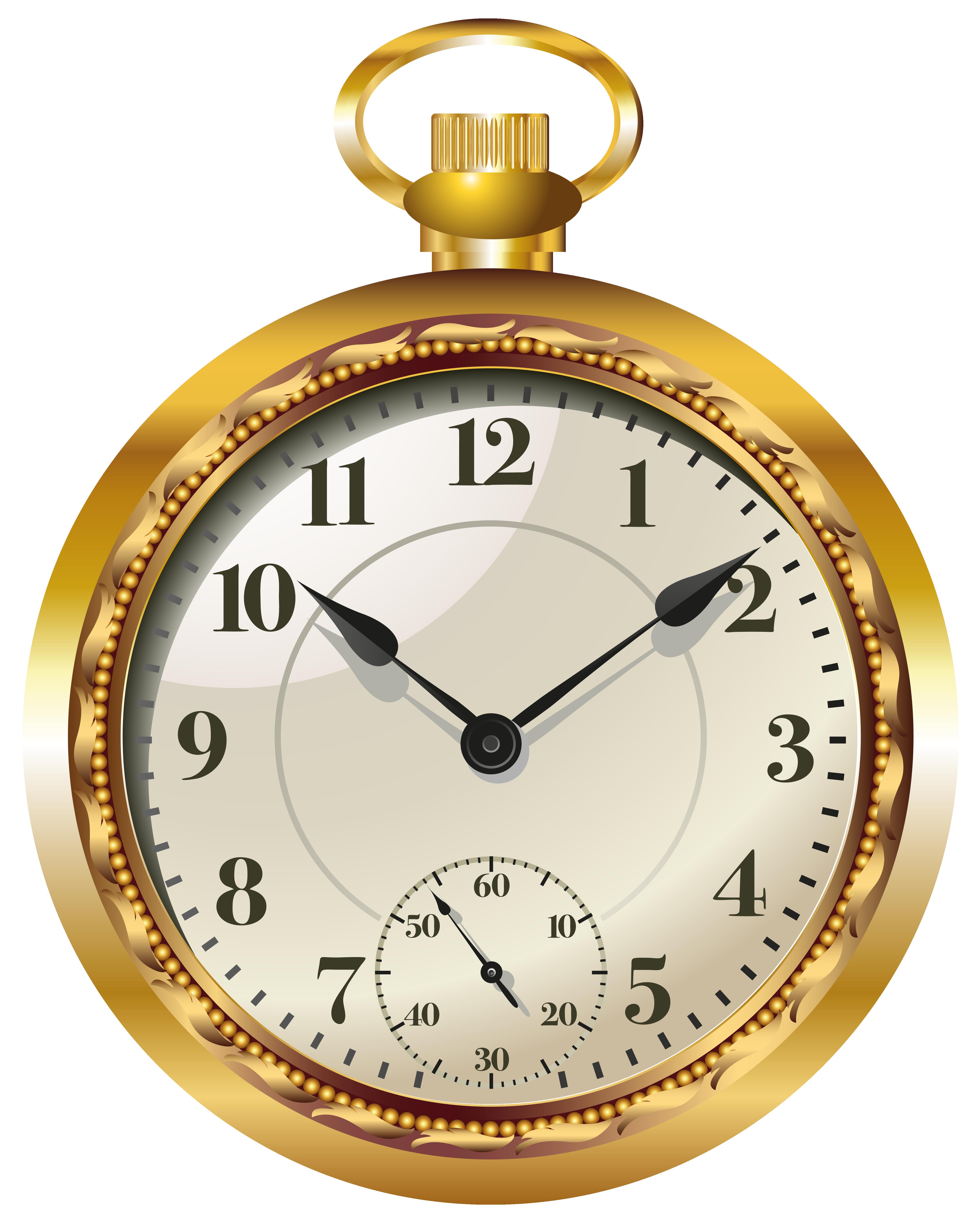Pocket Watch clipart pocket clock Clip image information Clip Vintage