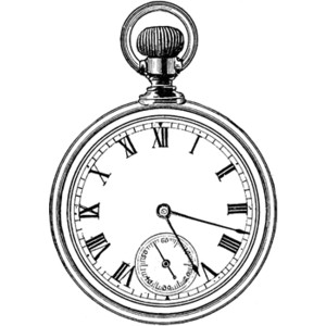 Pocket Watch clipart timepiece II Clipart Time Watch Polyvore