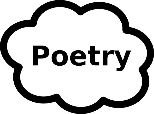 Poem clipart Online Book at Clip as: