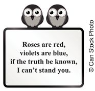 Poem clipart academic Stand Poetry comical poetry cannot