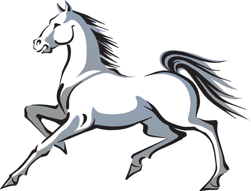 Horse Racing clipart wild animal Free Clipart Art Clipart Clipart