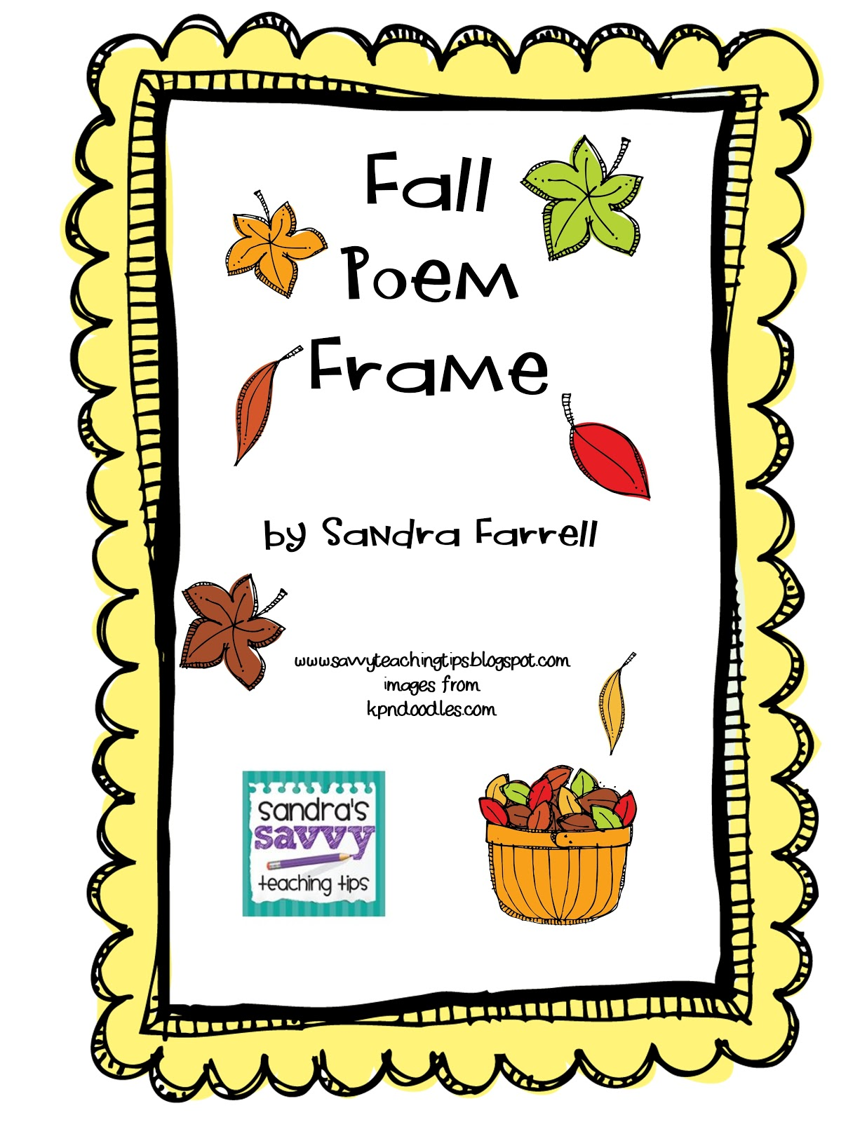 Poem clipart center #4