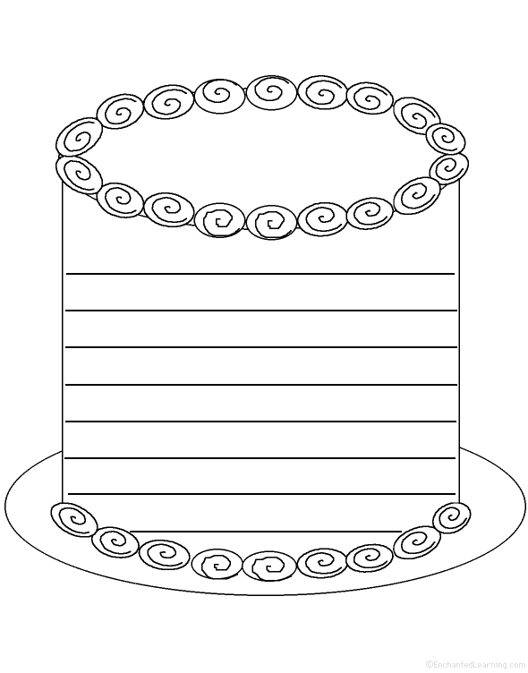 Poem clipart composition writing Shape at Worksheets: poem Activities