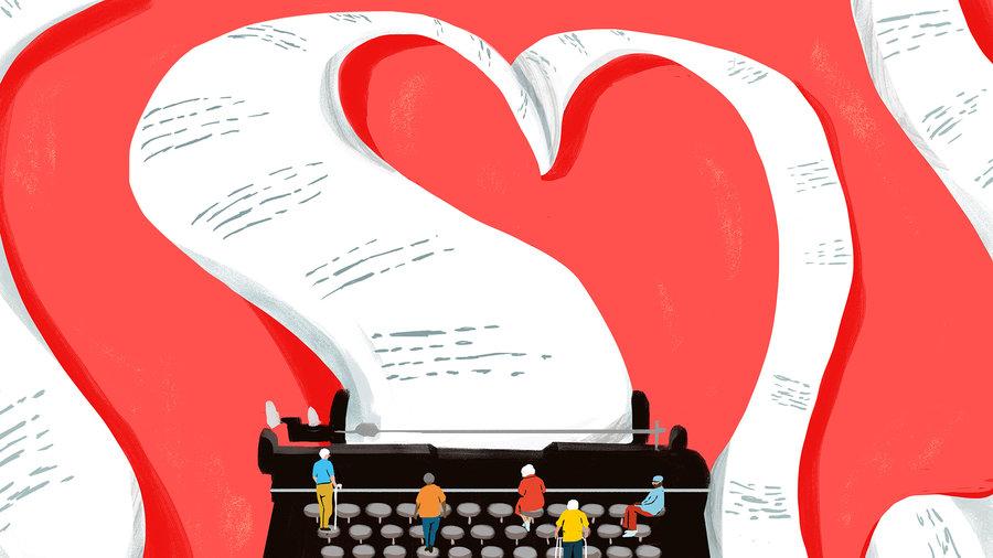 Poem clipart finish work #9