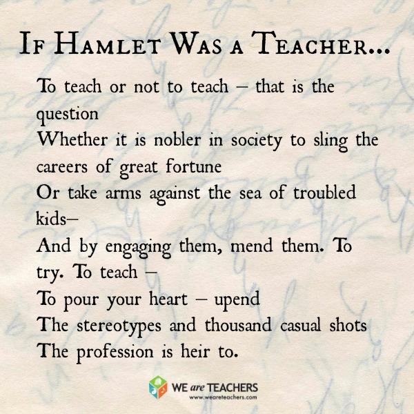 Poem clipart hamlet And Hamlet for Teaching