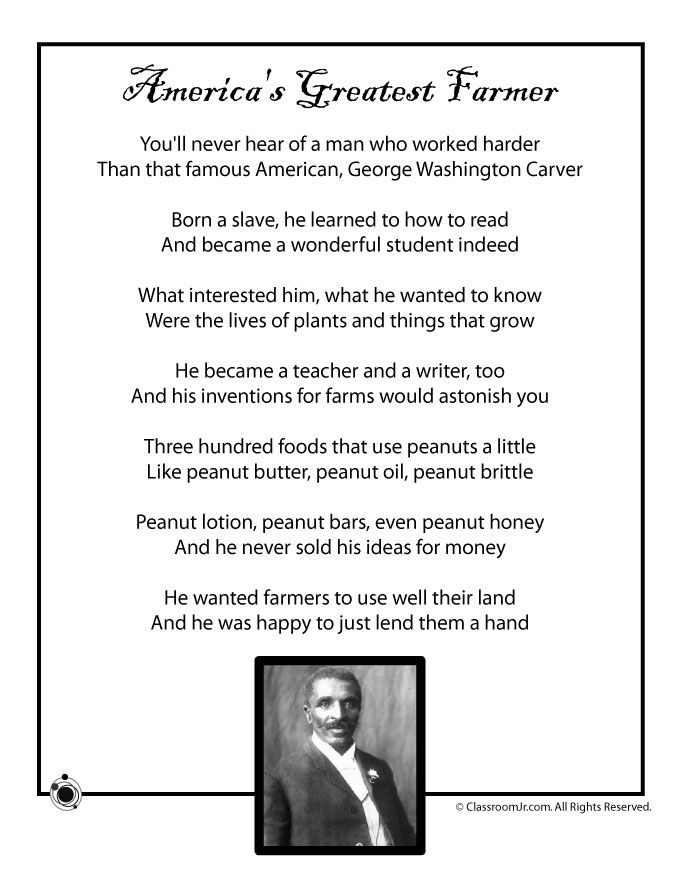 Poem clipart interested History Poems 25+ Black Month