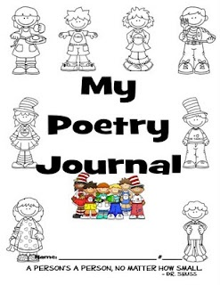 Poem clipart language art I as Teaching practice for