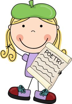 Poem clipart poem recitation Download – Clipart Clipart Poetry