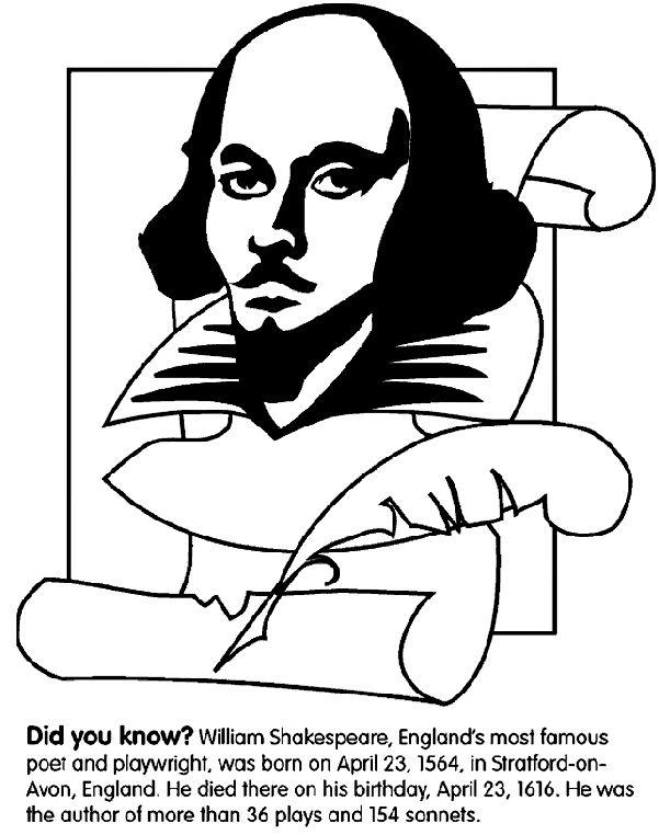 Poem clipart shakespeare On Unit Shakespeare William best