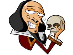 Poem clipart shakespeare The of Blog shakespeare cartoon