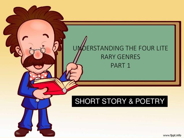 Poem clipart short story #9