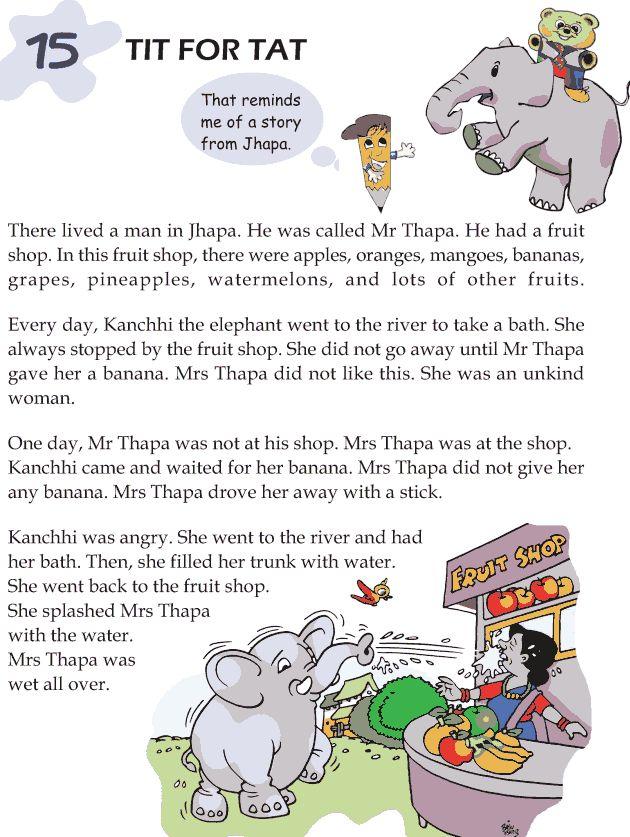 Poem clipart short story #14
