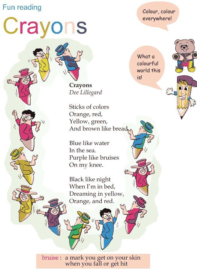 Poem clipart short story #5