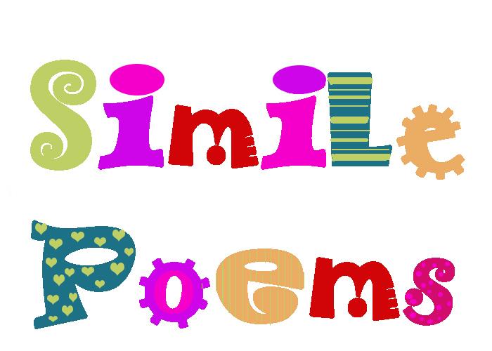 Poem clipart title 2015 2016 Poems Simile