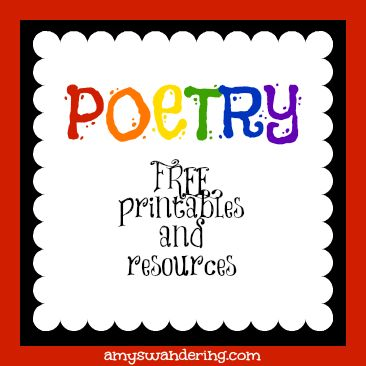 Poem clipart title Up Poetry Pinterest resources Poetry