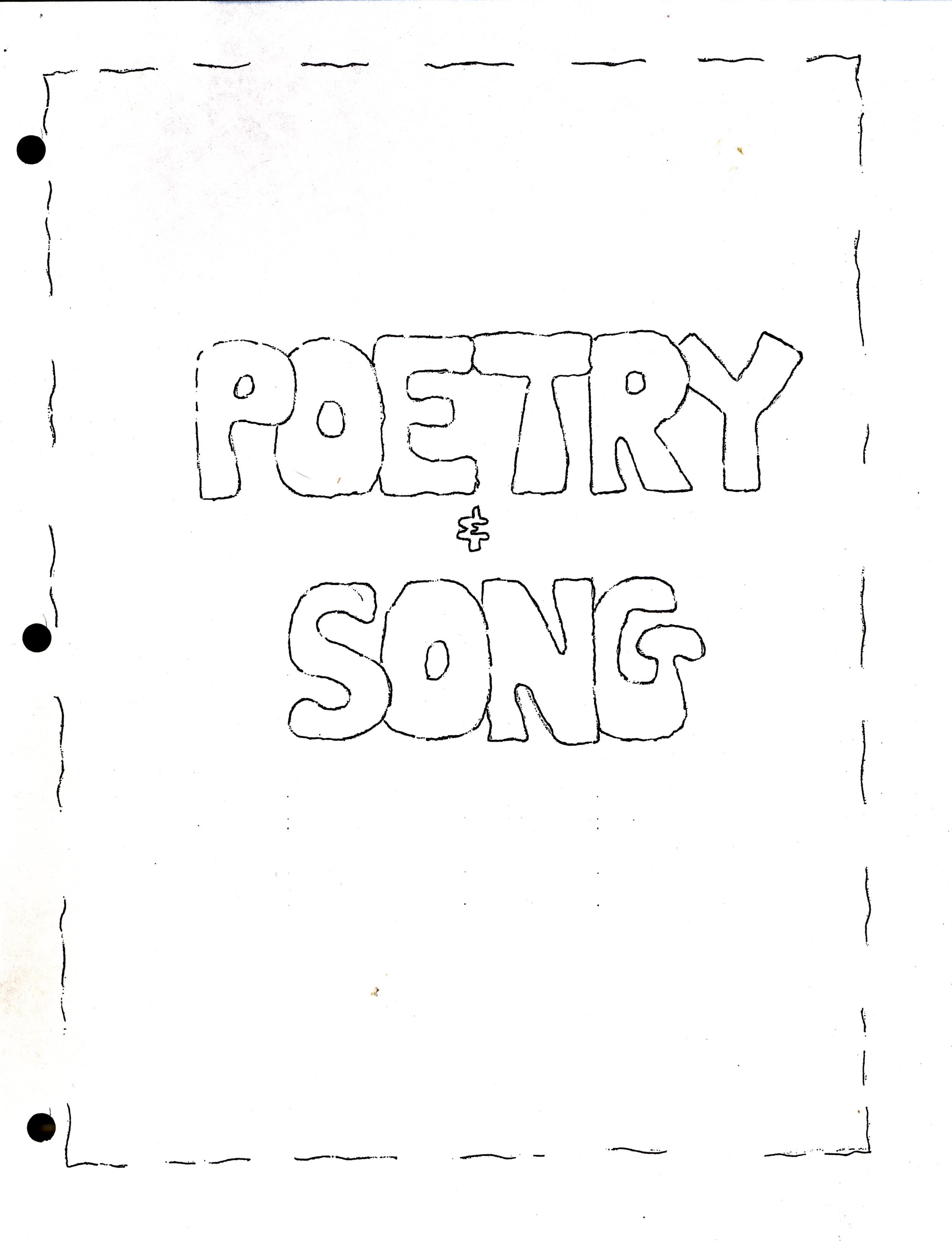 Poem clipart title Organized MS contents title TEACHER