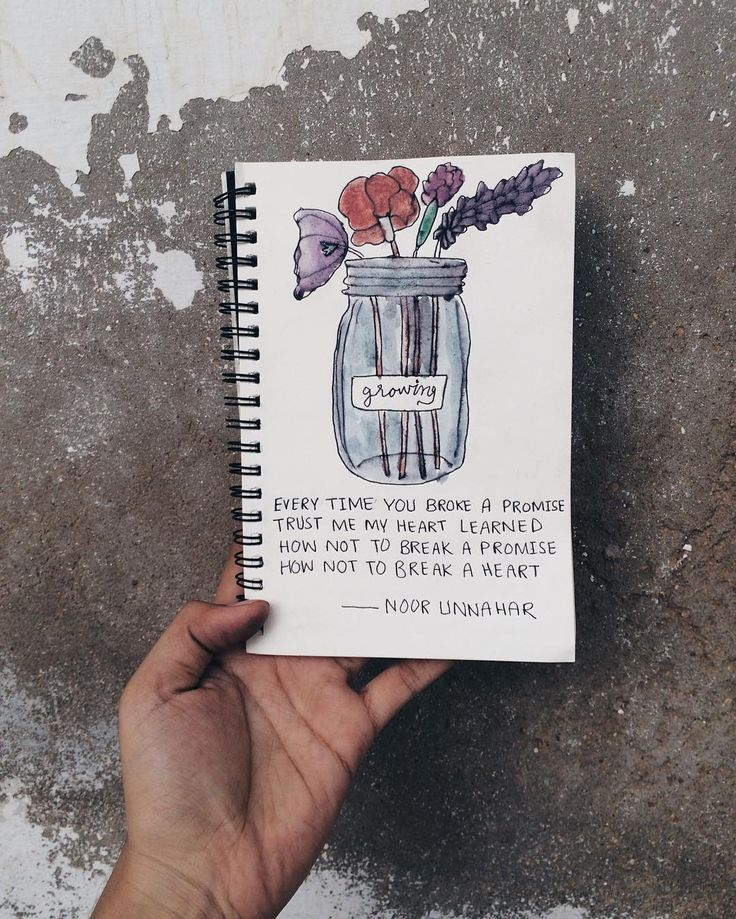 Drawn quote paper tumblr On Pinterest (Art) and Journals