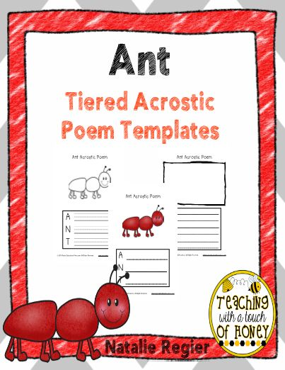 Poem clipart writing skill #2