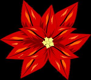 Poinsettia clipart Art Clip online  royalty
