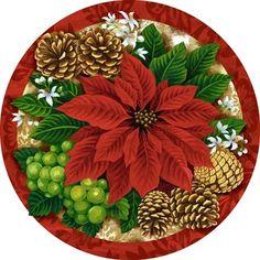Poinsettia clipart beautiful christmas Pinterest ART christmas flor CHRISTMAS