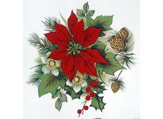 Poinsettia clipart beautiful christmas Cards Poinsettia clip Clip 6676