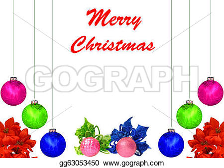 Poinsettia clipart blue Pink pink blue and christmas
