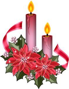 Poinsettia clipart christmas candlelight Christmas  clipart free BuIypXSaJu0/VHef5tLXfiI