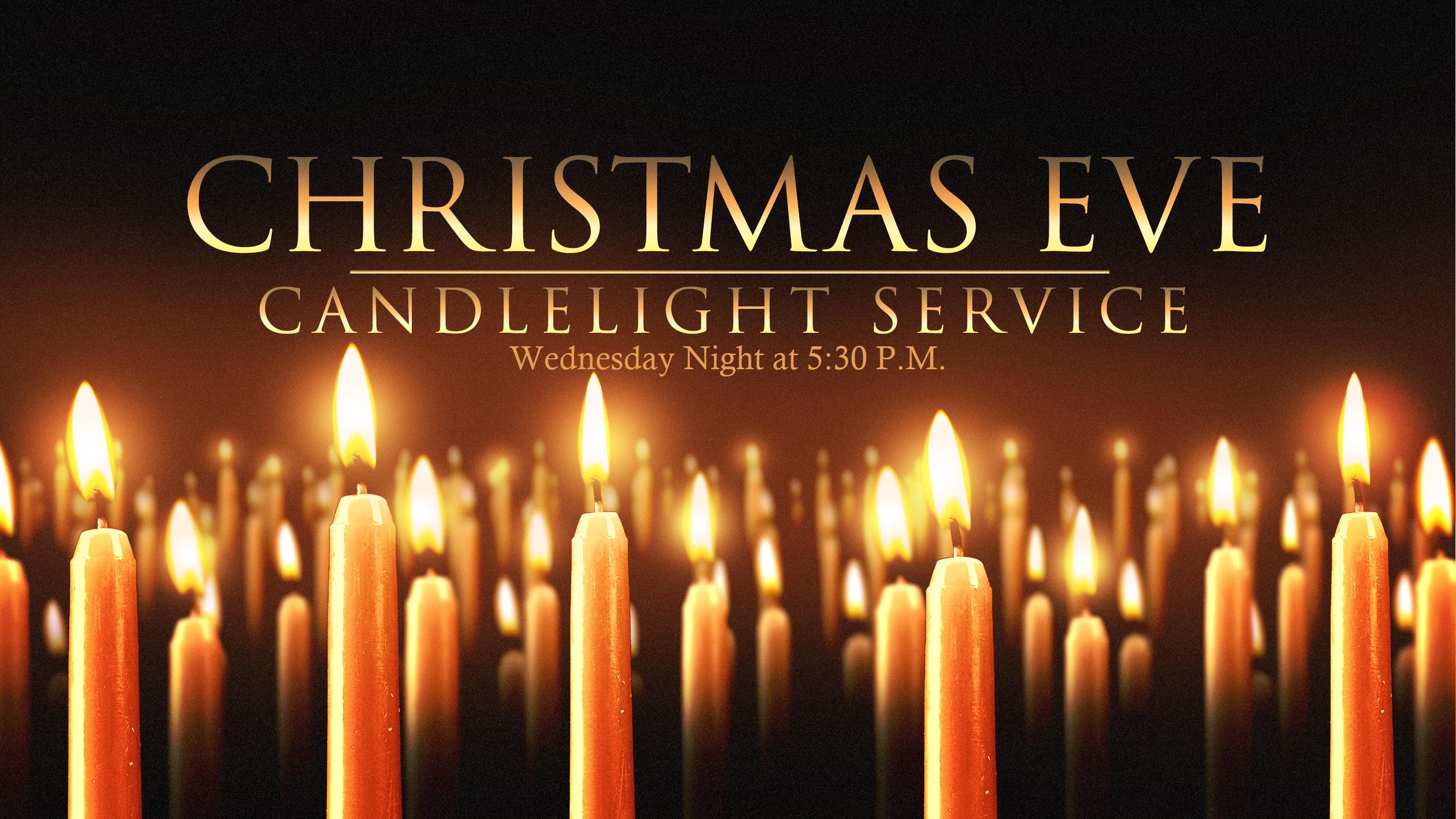 Poinsettia clipart christmas candlelight Christmas Central Church Presbyterian christmas