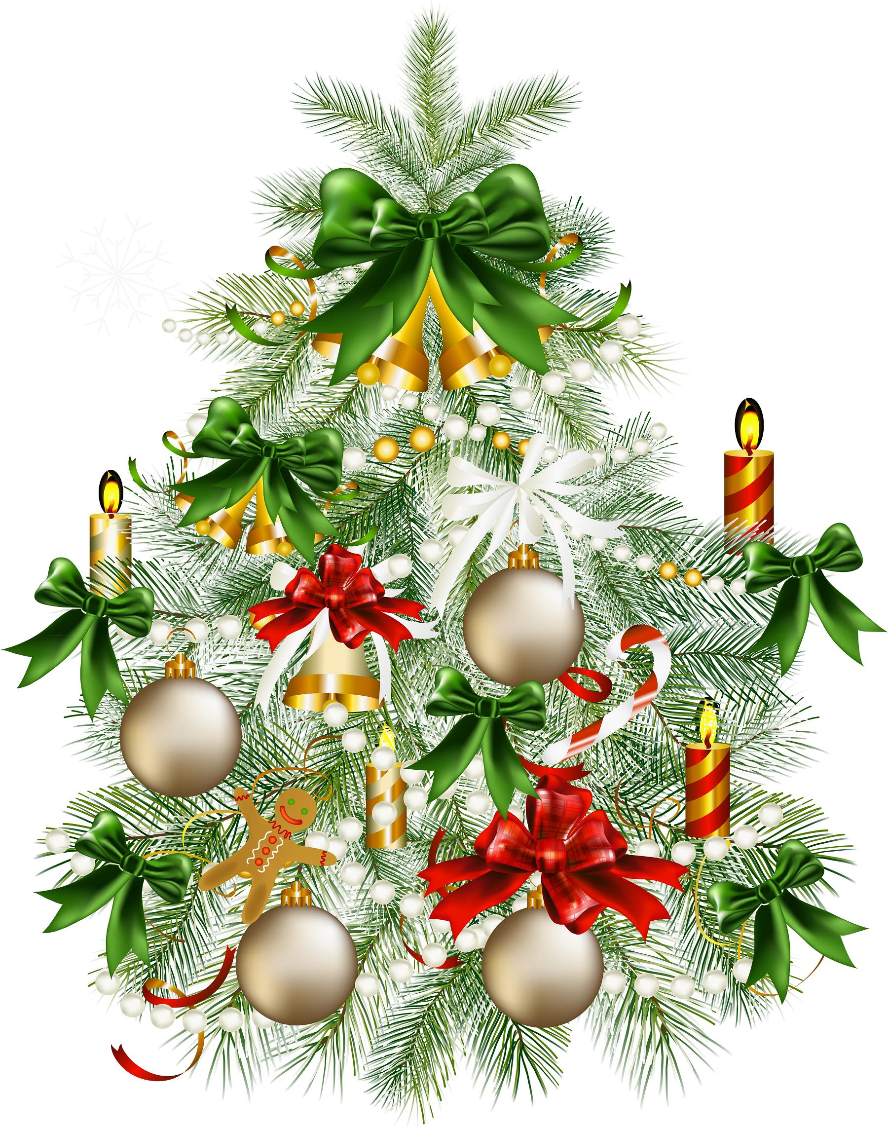 Poinsettia clipart christmas tree branches ART Christmas Pinterest tree tree